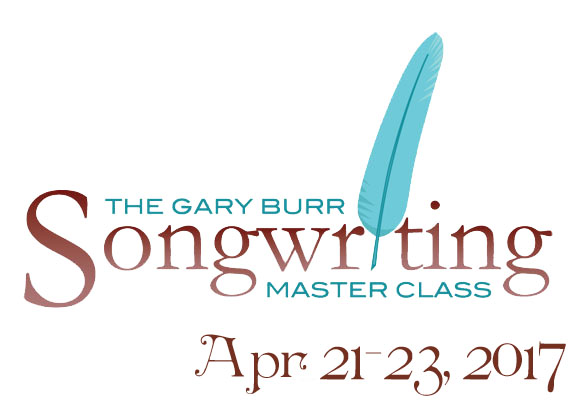Songwriting Master Class 2017!